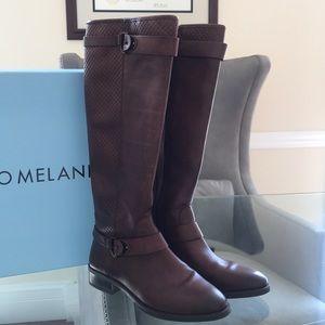 Antonio Melani dark berry boots!!!